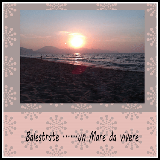 BALESTRATE.......... BEACH